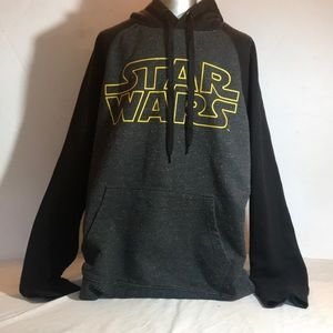 """STAR WARS"" Official Two Toned Unisex Hoodie ."